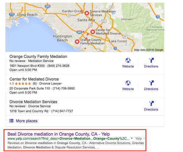 Ken Collis TLK Fusion Local Yelp Google Ranking